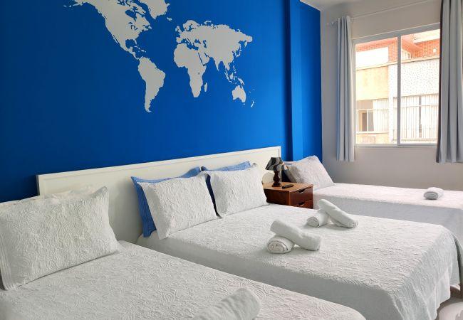 Apartamento em Rio de Janeiro - TC1209 Apto Beira-Mar Copa
